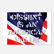 Dissent Postcards (Package of 8)