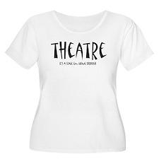 Funny Drama T-Shirt