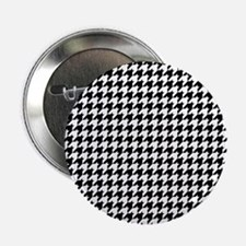 """HOUNDSTOOTH 2.25"""" Button"""