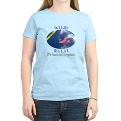 9-11 We Have Not Forgotten T-Shirt