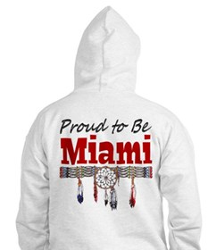 Proud to be Miami Hoodie