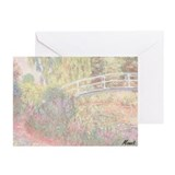 Monet Greeting Cards (20 Pack)