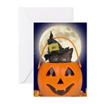 Trick or Treat Greeting Cards (Pk of 20)