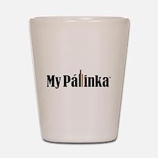 MyPalinka Shot Glass