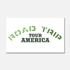 Road Trip Car Magnet 20 x 12