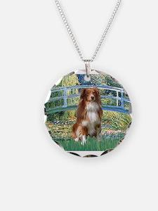 Bridge-Aussie Shep #4 Necklace