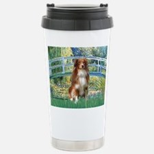 Bridge-Aussie Shep #4 Travel Mug