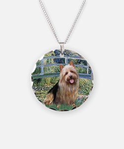 Bridge-AussieTerrier Necklace