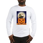 Trick or Treat Halloween Long Sleeve T-Shirt