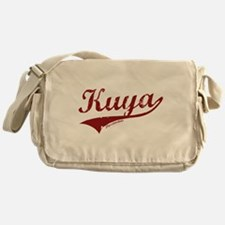 Kuya Messenger Bag