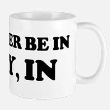 Rather be in Gary Small Small Mug