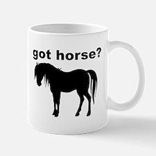 got horse ? Mug