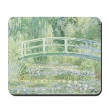 MONET Water Lily Pond 1897 Mousepad