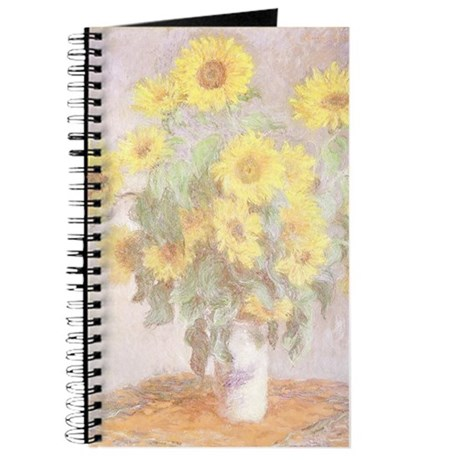 BOUQUET OF SUNFLOWERS Journal