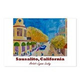Sausalito Postcards
