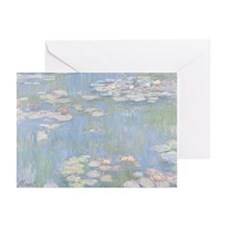 MONET Water Lilies 1916 Greeting Cards (Pk of 20)