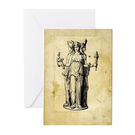 Hecate Greeting Cards (Pk of 10)