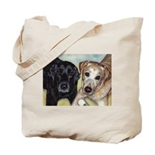 Cute Lab Tote Bag