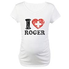 I Heart Roger Grunge Shirt
