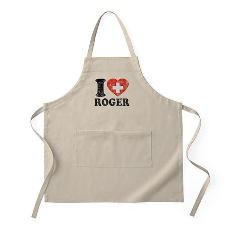 I Heart Roger Grunge Apron