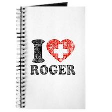 I Heart Roger Grunge Journal