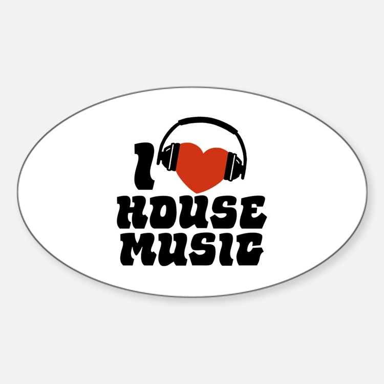 I love house music stickers i love house music sticker for House music labels