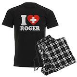 Roger federer Men's Pajamas