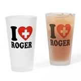 Federer Pint Glasses