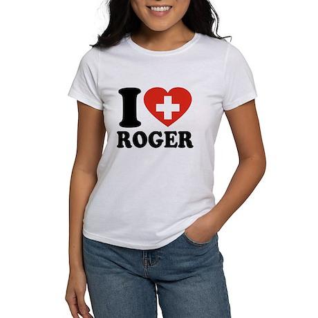 Love Roger Women's T-Shirt