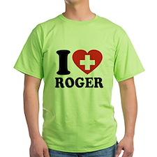 Love Roger T-Shirt