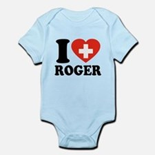 Love Roger Infant Bodysuit
