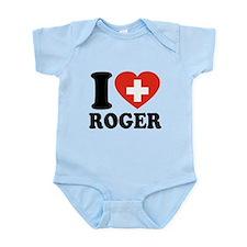 Love Roger Onesie
