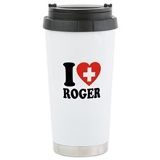 Love Roger Travel Mug