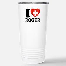 Love Roger Travel Mug