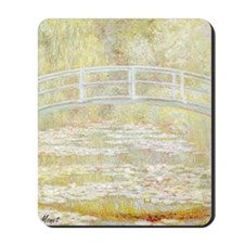 MONET Water Lily Pond 1899 Mousepad