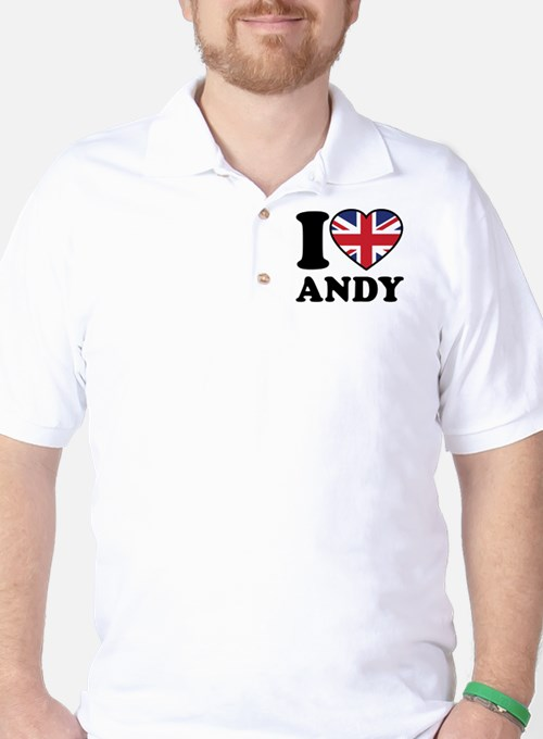 Love Andy T-Shirt