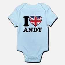 Love Andy Infant Bodysuit