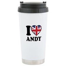 Love Andy Travel Mug