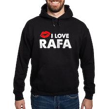 Rafa Lips Hoody