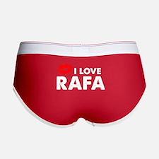 Rafa Lips Women's Boy Brief