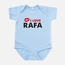Rafa Lips Infant Bodysuit