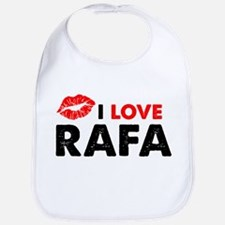 Rafa Lips Bib