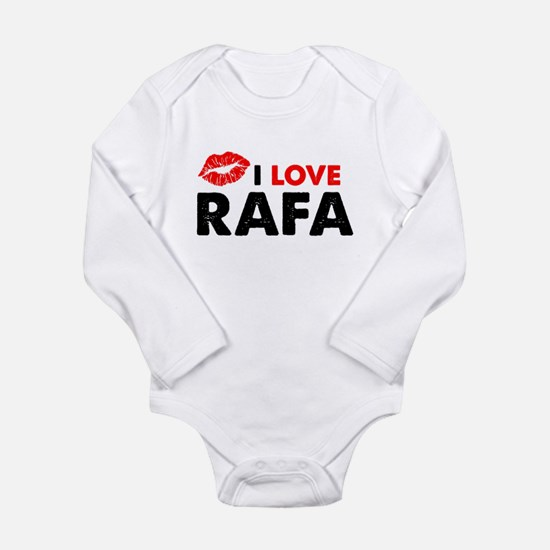 Rafa Lips Baby Outfits