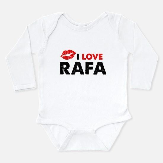 Rafa Lips Onesie Romper Suit