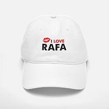 Rafa Lips Baseball Baseball Cap