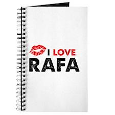 Rafa Lips Journal