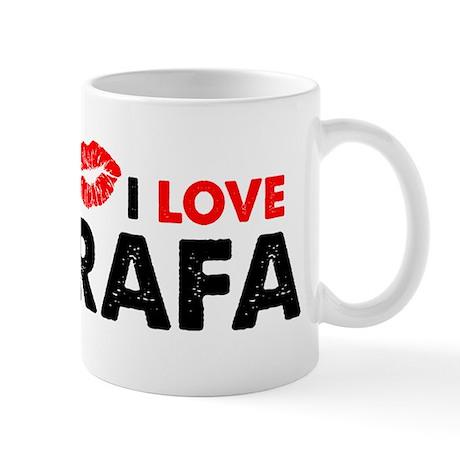 Rafa Lips Mug