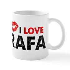 Rafa Lips Small Small Mug