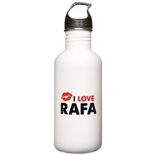 Rafa Lips Water Bottle