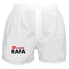 Rafa Lips Boxer Shorts